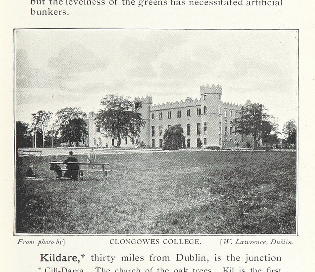 clongowes college - the sunny side of ireland