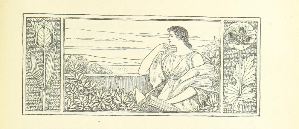 eene halve eeuw lady gazing