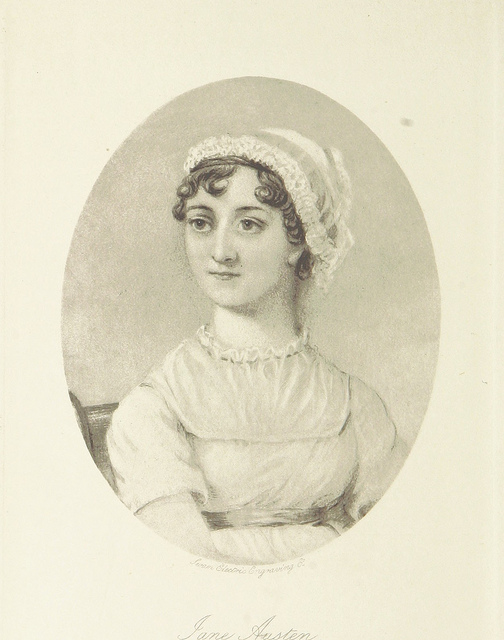 Jane Austen, the novels of jane austen