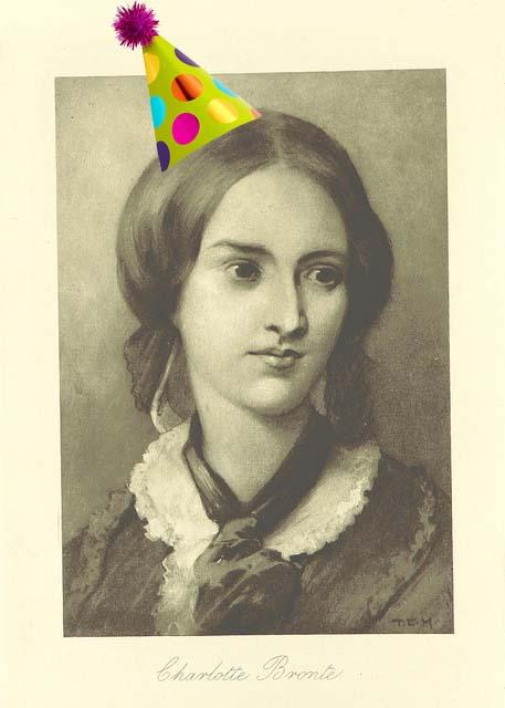 Jane Eyre - Charlotte Bronte festive copy