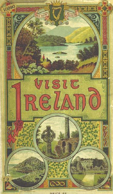 visit ireland cover