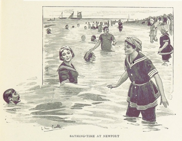 Image taken from page 49 of 'A Ramble round the Globe ... With ... illustrations [including a portrait], etc'