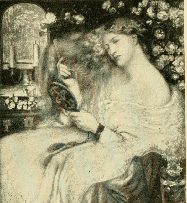 Image from page 291 of Great pictures, as seen and described by famous writers (1899)