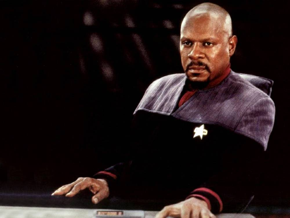 star trek 2 - captain sisko