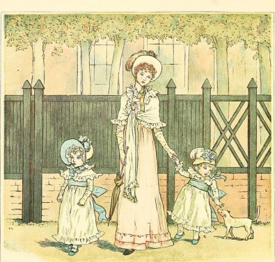 "Internet Archive Book Images - Image from page 15 of ""Marigold garden; pictures and rhymes"""