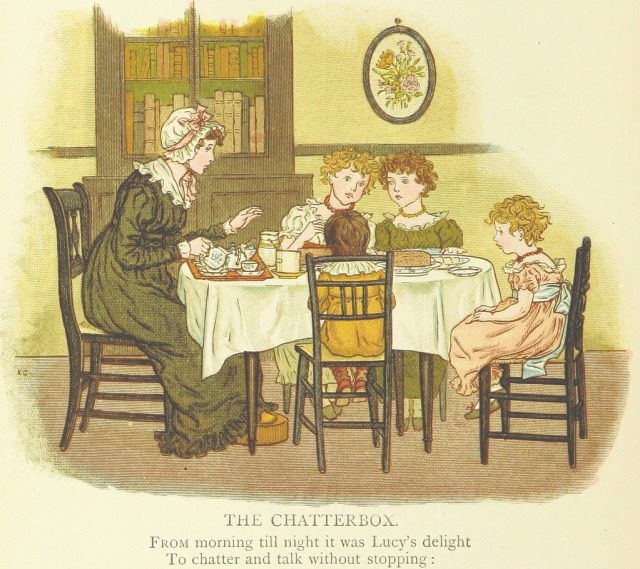 Image taken from page 44 of 'Little Ann, and other poems. ... Illustrated by Kate Greenaway, etc'