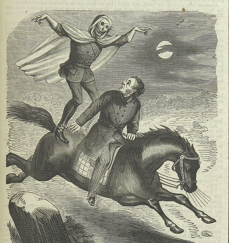 Image from British library - page 324 of Spring-Heel'd Jack: The Terror of London (1867)