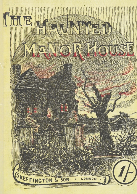 the-haunted-manor-house-cover